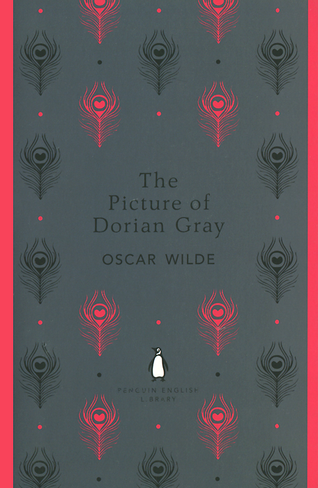 The Picture of Dorian Gray riggs r library of souls