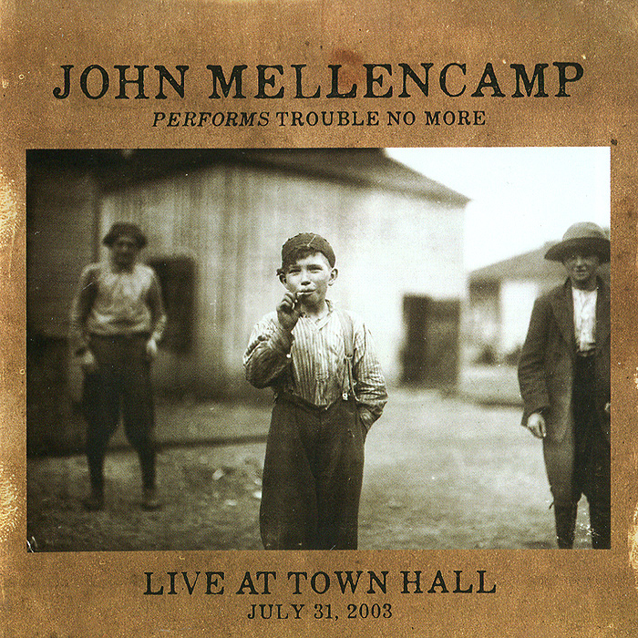 все цены на Джон Мелленкамп John Mellencamp. Performs Trouble No More Live At Town Hall
