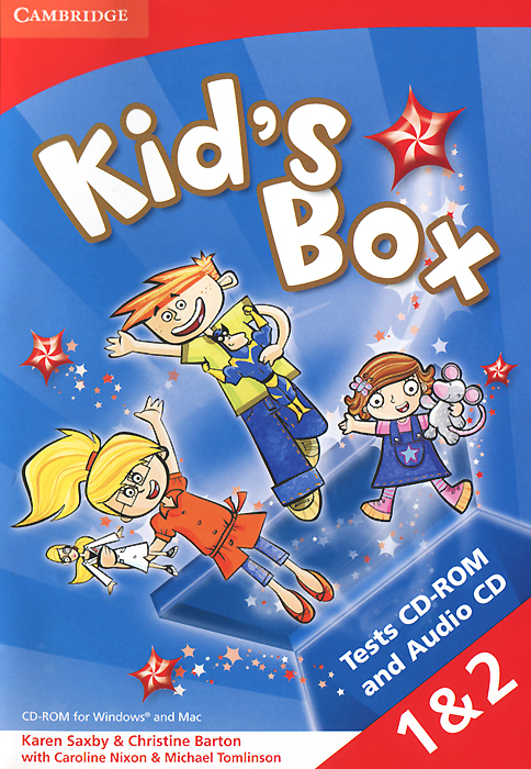 Kid's Box: Levels 1-2: Tests CD-ROM and Audio CD cambridge learners dictionary english russian paperback with cd rom