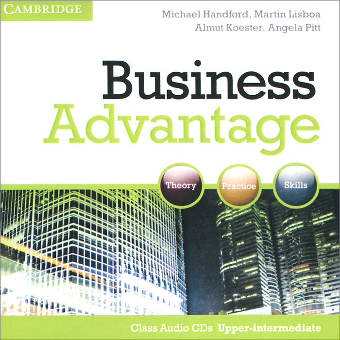Business Advantage Upper-intermediate (аудиокурс на 2 CD)