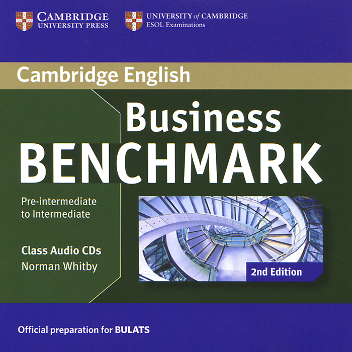 Business Benchmark: Pre-intermediate to Intermediate (аудиокурс на 2 CD) cambridge english business benchmark upper intermediate business vantage student s book