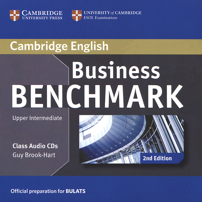 Business Benchmark: Upper Intermediate (аудиокурс на 2 CD) cambridge english business benchmark upper intermediate business vantage student s book