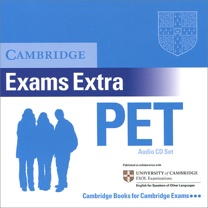 Cambridge Exams Extra: Pet (аудиокурс на 2 CD) a preliminary study on association of adiponectin gene polymorphism