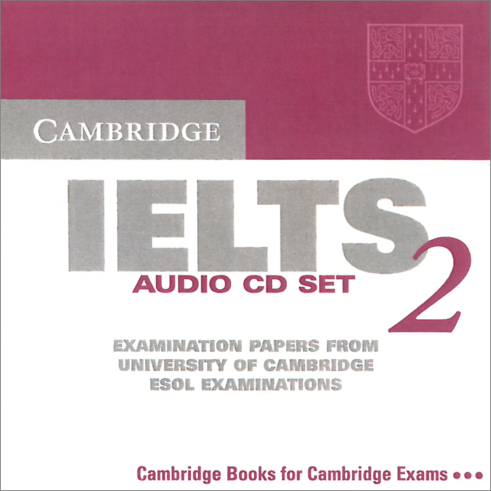 Cambridge IELTS 2 (аудиокурс на 2 CD) in touch 2 аудиокурс на 3 cd