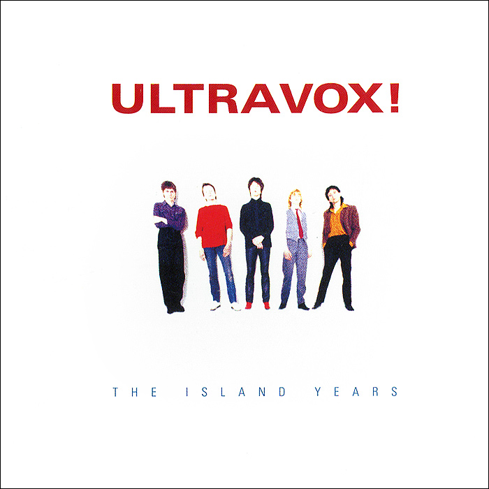Ultravox. The Island Years