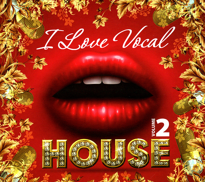 I Love Vocal. House. Volume 2 (2 CD)