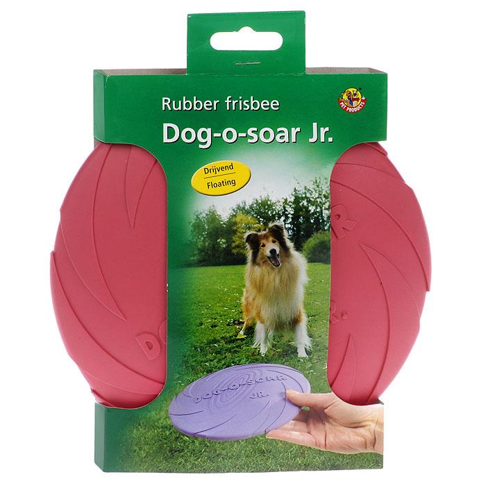 Игрушка для собак I.P.T.S. Фрисби, цвет: малиновый, диаметр 18 см625704Игрушка I.P.T.S. Фрисби, выполненная из резины, отлично подойдет для совместных игр хозяина и собаки. В отличие от пластиковых, такая Фрисбине образует острых зазубрин и трещин, способных повредить десны питомца. Совместные игры укрепляют взаимоотношение и понимание. Давая новую игрушку вашему питомцу, не оставляйте животное без присмотра, не убедившись, что собака не может разгрызть данную игрушку. Диаметр: 18 см.