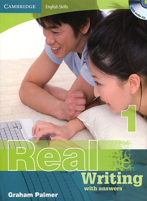 Cambridge English Skills: Real Writing 1: With Answers (+ CD-ROM) at home with handwriting 1