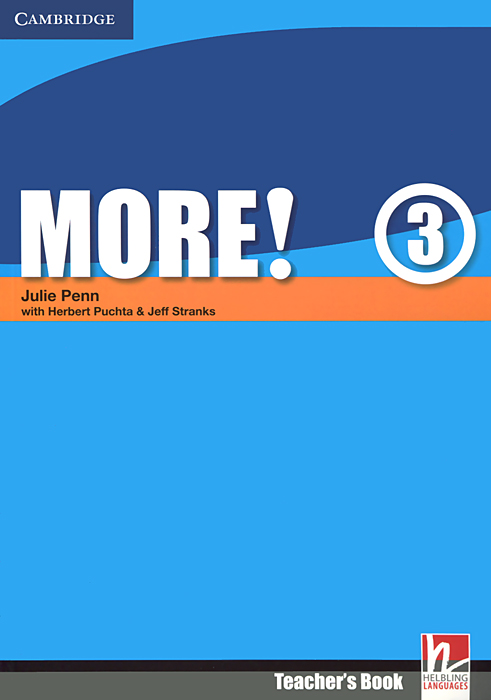 More! Level 3: Teacher's Book do less get more