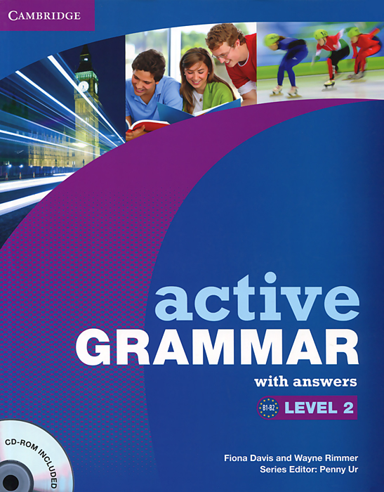 Active Grammar: Level 2: With Answers (+ CD-ROM)