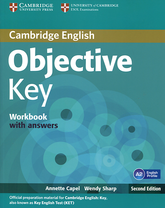 Objective Key: Workbook with Answers objective first 4 edition workbook without answers сd