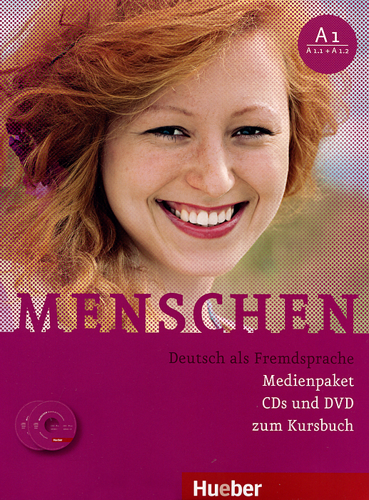 Menschen A1: Medienpaket zum Kursbuch (3 CD + DVD-ROM) close up b1 student s book dvd rom