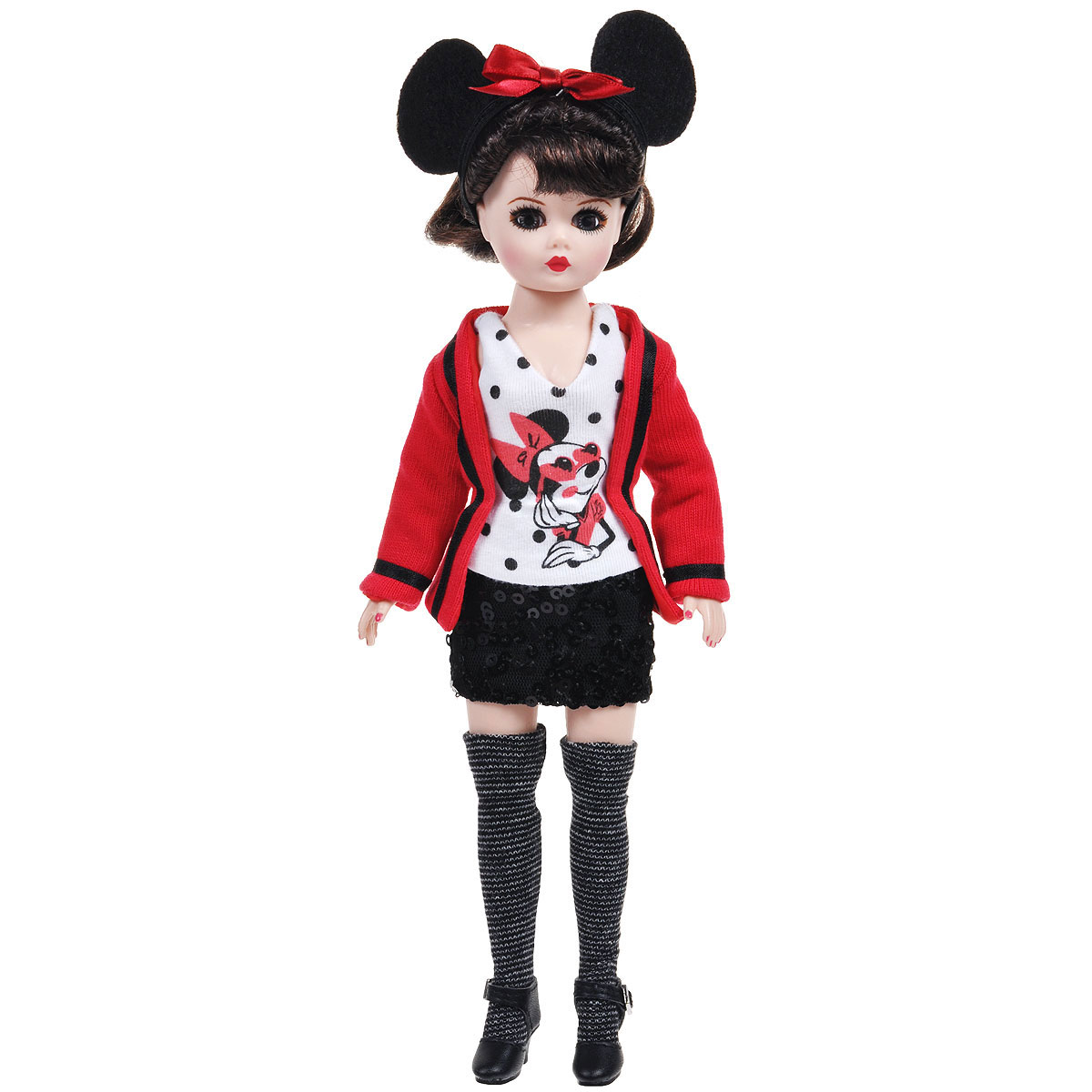 Madame Alexander Кукла Минни цены онлайн
