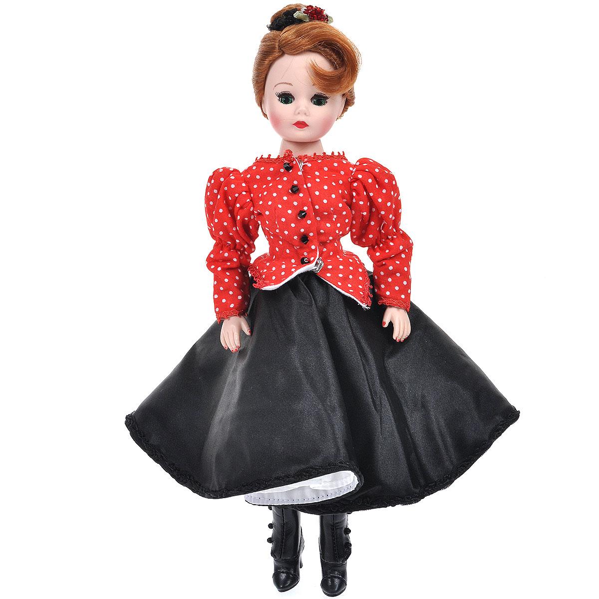 Madame Alexander Кукла Танцовщица Мулен Руж бусы колечки чокер мулен руж текстиль стекло