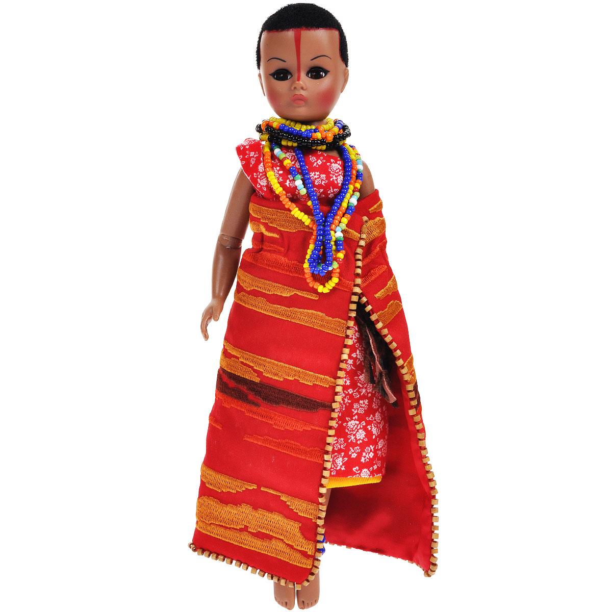 Madame Alexander Кукла Из племени Масаи куклы и одежда для кукол madame alexander кукла фэнси нэнси русалочка 20 см
