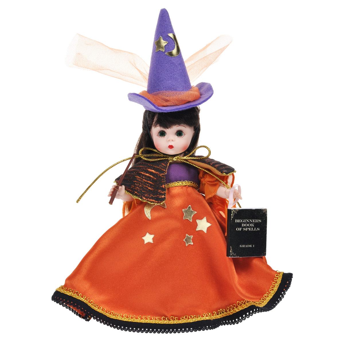 Madame Alexander Кукла Ведьма-ученица куклы и одежда для кукол madame alexander кукла ведьма ученица 20 см