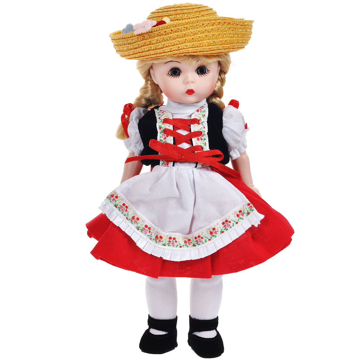 Madame Alexander Кукла Хейди куклы и одежда для кукол madame alexander кукла фэнси нэнси русалочка 20 см
