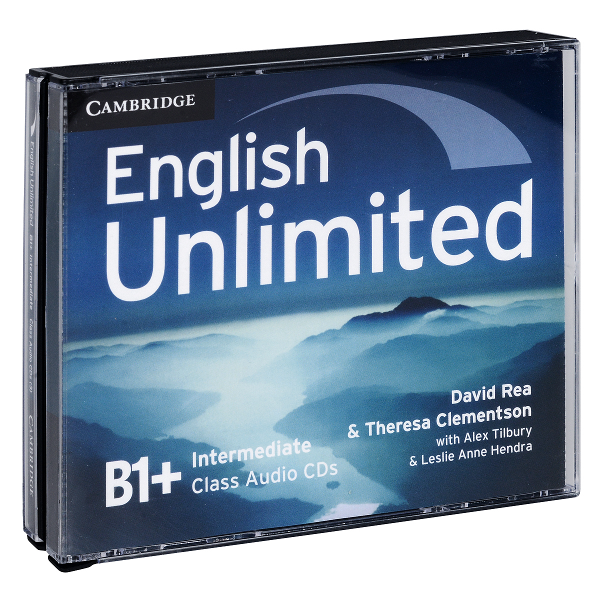 English Unlimited: Intermediate B1+: Class Audio CDs (аудиокурс на 3 CD) mastering english prepositions