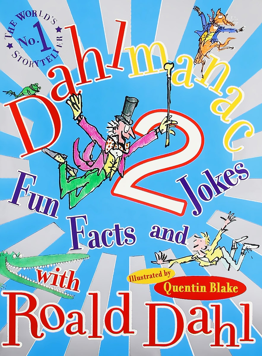 Dahlmanac 2: Fun Facts and Jokes with Roald Dahl fun some nights