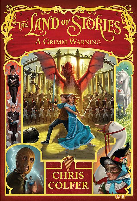 Купить The Land of Stories: A Grimm Warning,