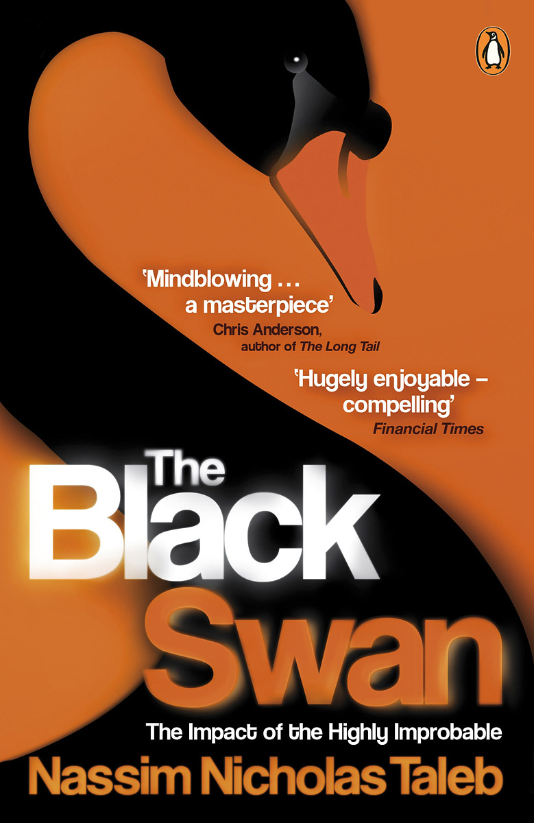 The Black Swan: The Impact of the Highly Improbable by swan by004ewiwe13