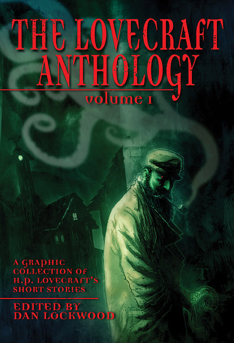 The Lovecraft Anthology: Volume 1 crusade vol 3 the master of machines