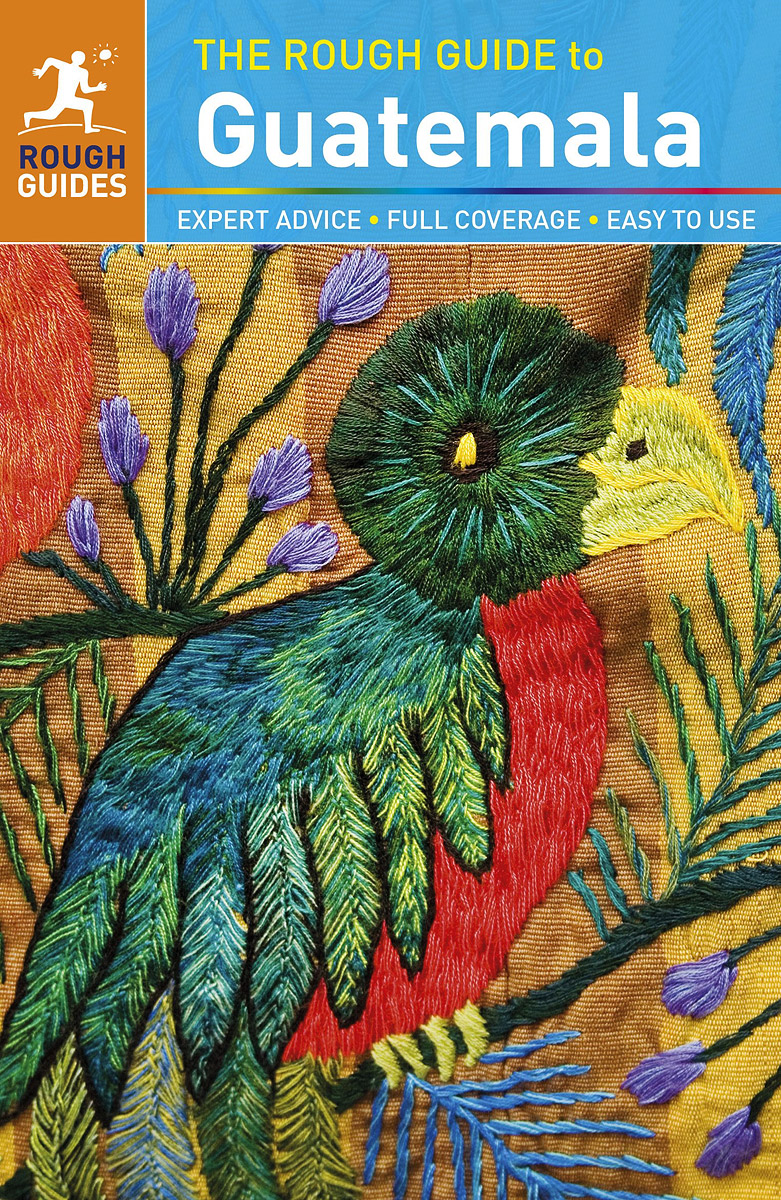 The Rough Guide to Guatemala david buckham executive s guide to solvency ii