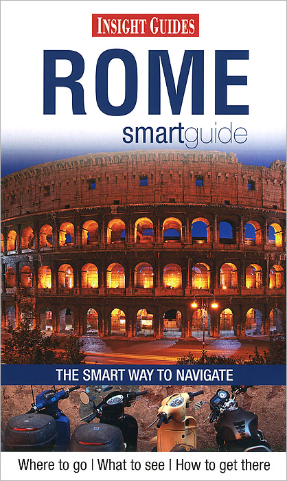 Insight Guides: Rome: Smart Guide купить