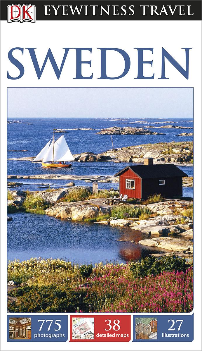 Фото Sweden dk eyewitness top 10 travel guide scotland