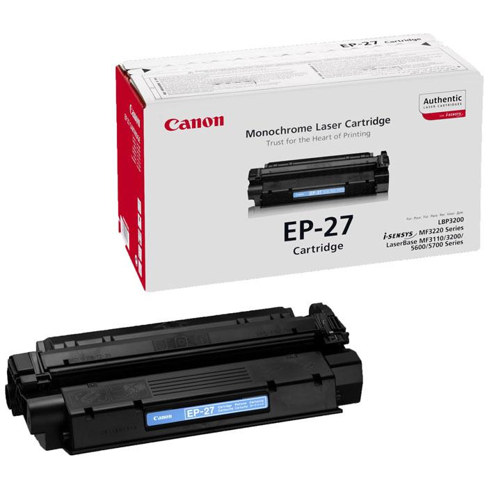 Canon EP-27 картридж-тонер для лазерных принтеров тонер картридж mx 500gt