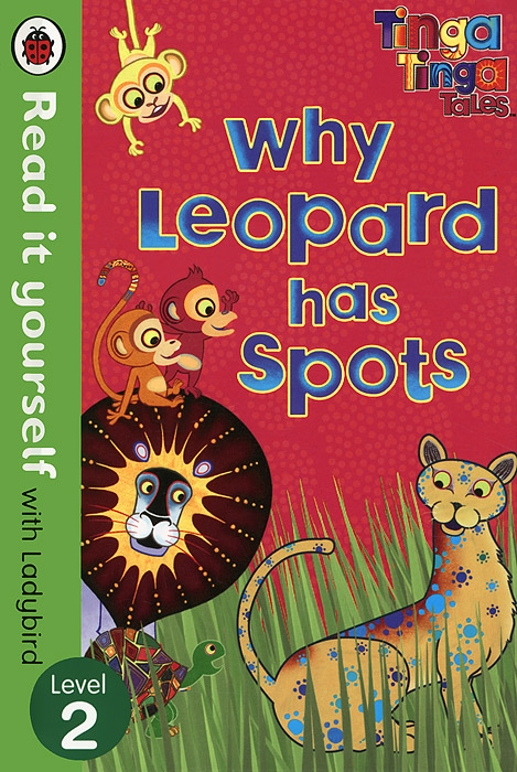Why Leopard Has Spots what she left