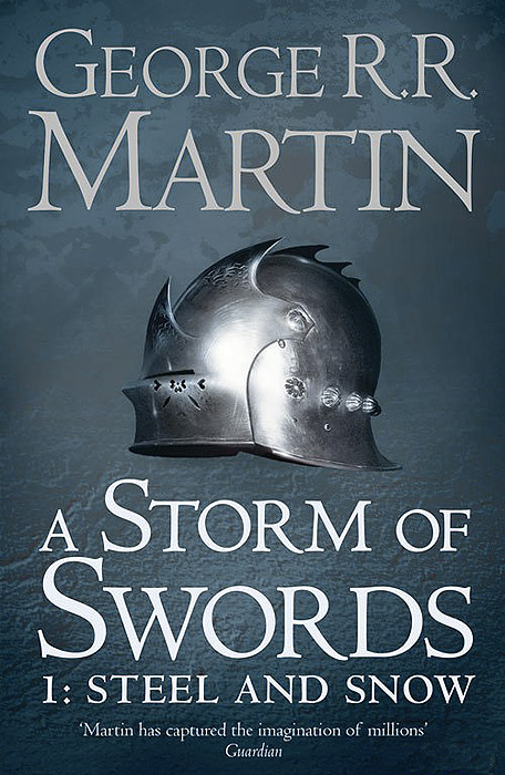 A Storm of Swords: Part 1: Steel and Snow диски