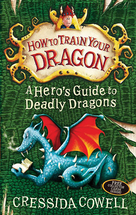Купить How to Train Your Dragon: A Hero's Guide to Deadly Dragons,