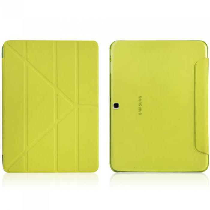 IT Baggage Hard Case чехол для Samsung Galaxy Tab 4 10.1, Lime it baggage чехол для samsung galaxy tab 4 tab 3 10 1 black