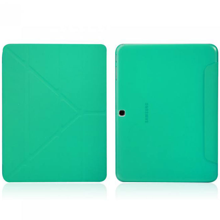 IT Baggage Hard Case чехол для Samsung Galaxy Tab 4 10.1, Turquoise чехол it baggage black для планшета samsung galaxy tab s 2 9 7 hard case itssgts2976 1