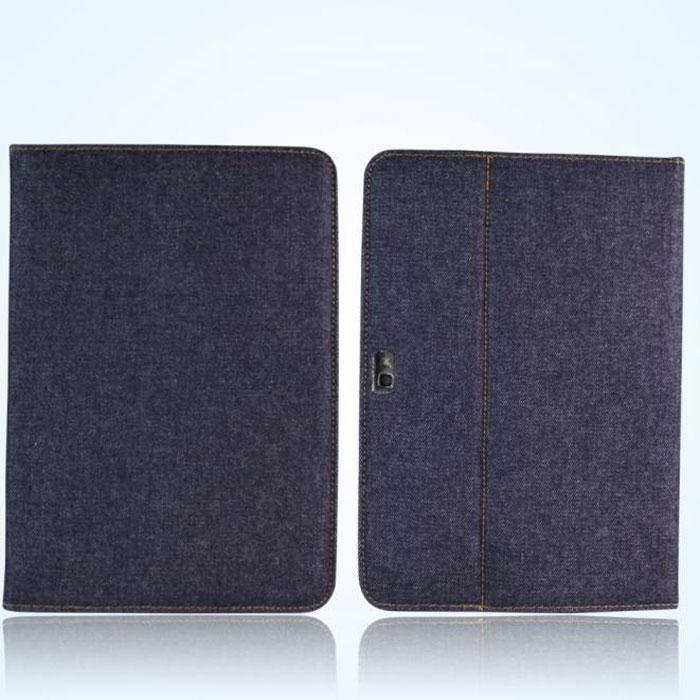 IT Baggage Jeans чехол для Samsung Galaxy Note 10.1 N8000, Black Blue