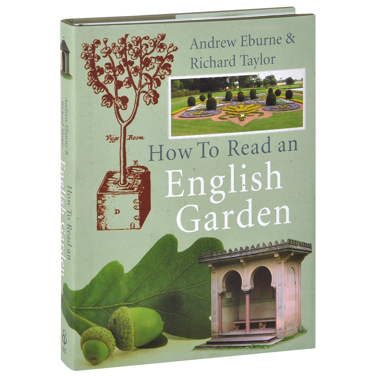 How to Read an English Garden a landscape overview of antoniadis garden