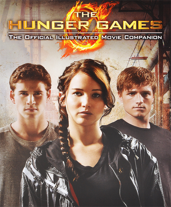 The Hunger Games: Official Illustrated Movie Companion чехол для lg e450 optimus l5 ii ibox premium white