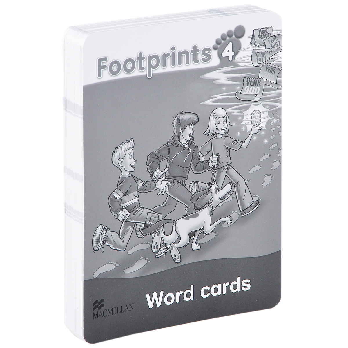 Footprints 4: Word Cards (набор из 114 карточек) playway to english 4 flash cards набор из 106 карточек