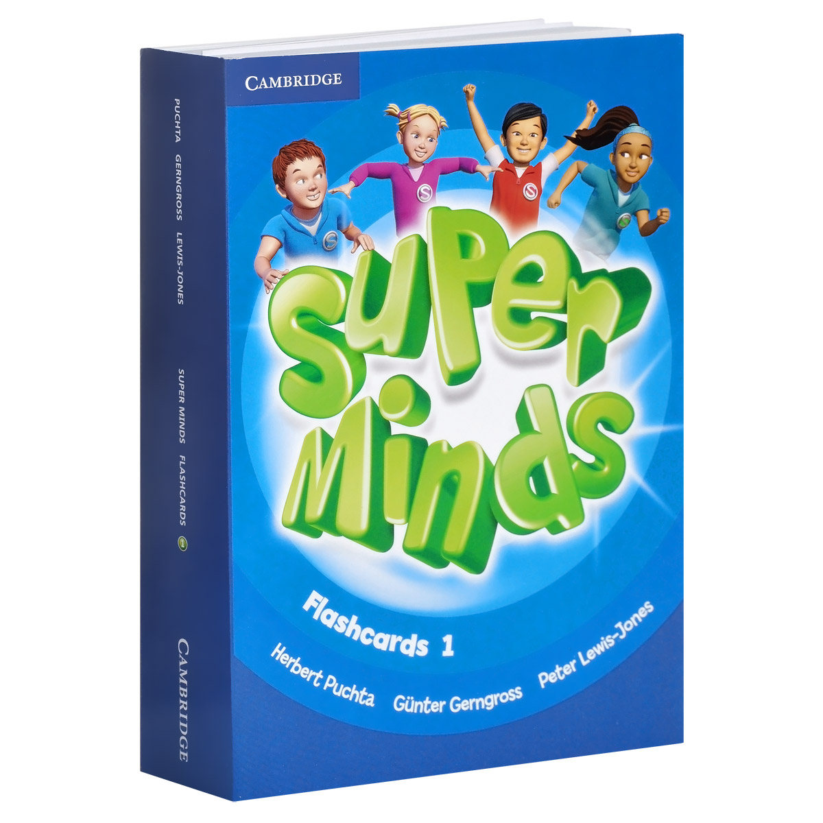 Super Minds: Level 1: Flashcards super minds level 6 workbook with online resources
