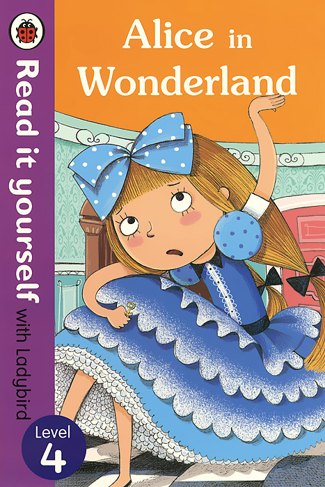 Купить Alice in Wonderland: Level 4,