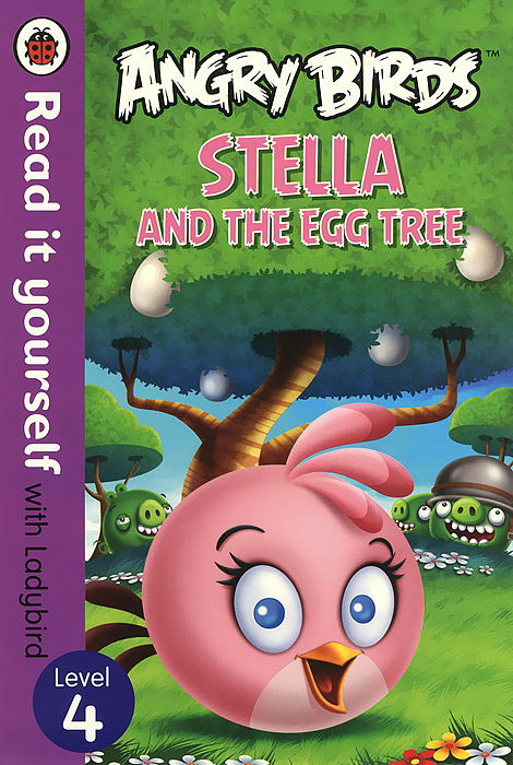 Angry Birds: Stella and the Egg Tree: Level 4