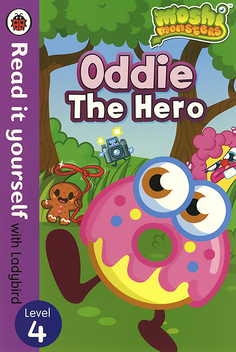 Купить Moshi Monsters: Oddie The Hero: Level 4,