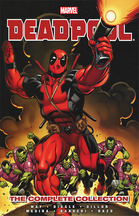 Deadpool: The Complete Collection: Volume 1 deadpool the complete collection volume 1