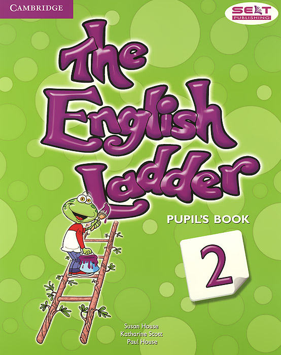 The English Ladder: Level 2: Pupil's Book english adventure level 3 pupil s book reader