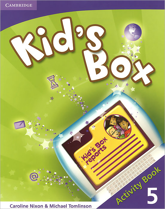 Kid's Box 5: Activity Book hot spot level 5 teachers book