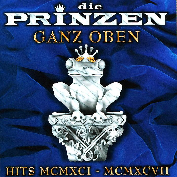 Die Prinzen Die Prinzen. Ganz Oben. Hits MCMXCI - MCMXCVII diy taper type box metal stencil carbon steel cutting die
