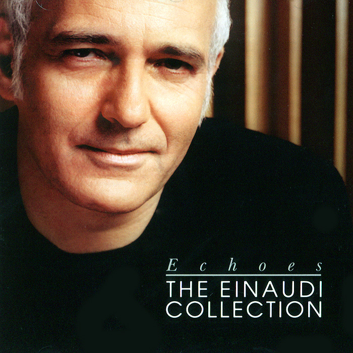 Людовико Эйнауди Ludovico Einaudi. Echoes: The Einaudi Collection cd ludovico einaudi le onde