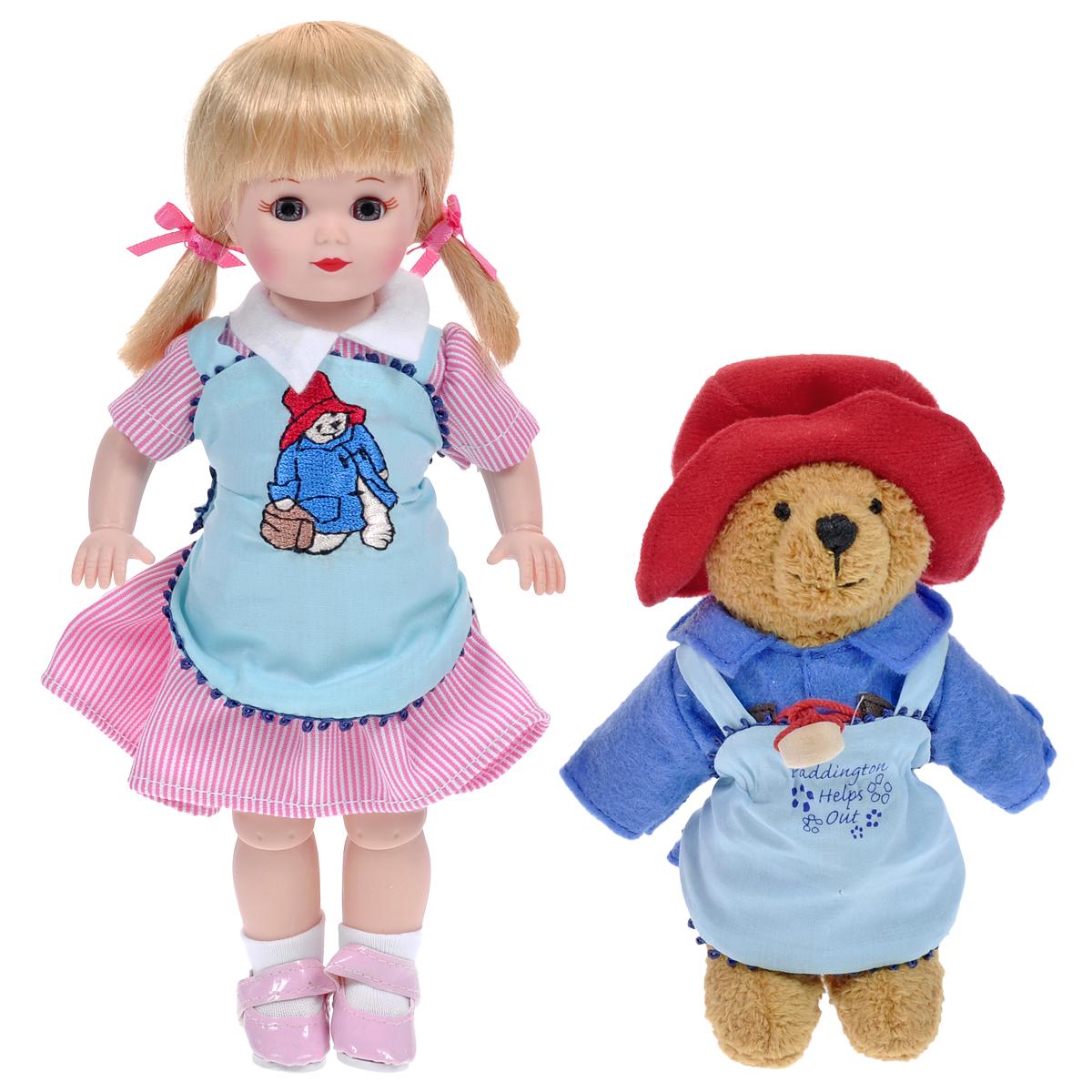 Madame Alexander Пупс Мэри и медвежонок Паддингтон медвежонок паддингтон и его невероятные приключения