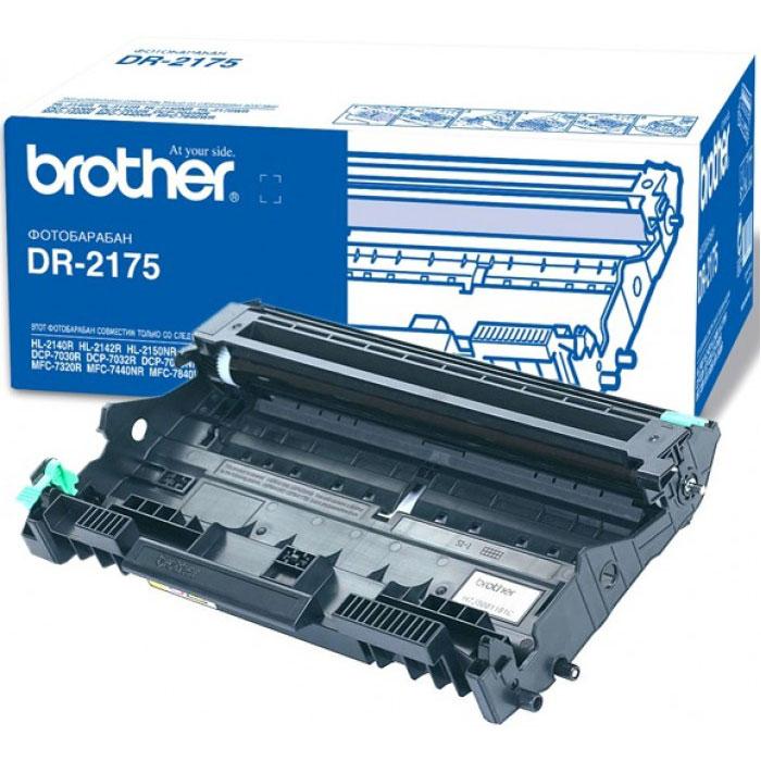 Brother DR2175 фотобарабан для HL-2140R/2150NR/2170WR фотобарабан dr4000 brother dr 4000 до 30000 копий dr 4000